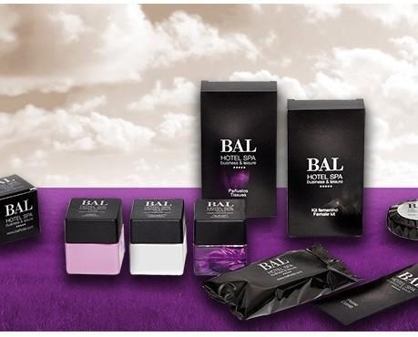 Colección Bal Spa. Variedad de productos