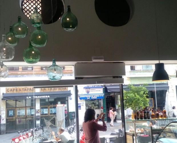 Cafetería. Proyecto realizado de cafetería