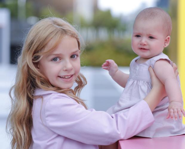 Conjuntos para bebés. Chaqueta y vestido bebe