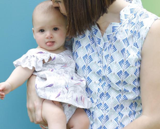 Ropa para Bebés. Todo para la comodidad de la madre y el recién nacido.