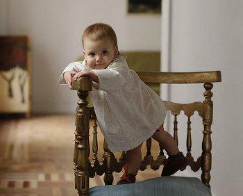 Vestido para bebés. Lindo vestido bebe