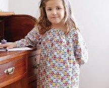 Pijama niña. Comodidad para el hogar