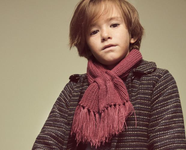 Abrigo Kitipongo. Abrigo de paño de lana 100%