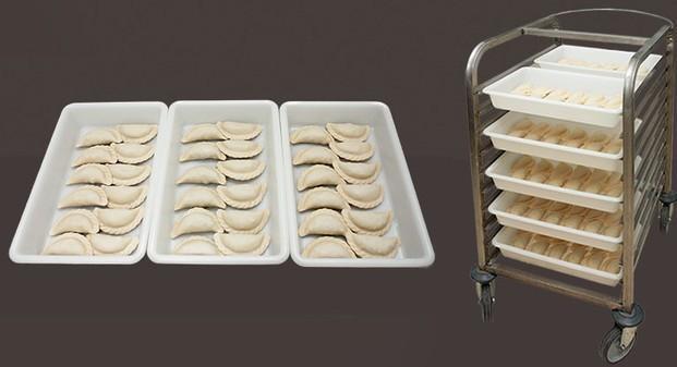 Empanadas congeladas. Empanadas congeladas para hornear o freir