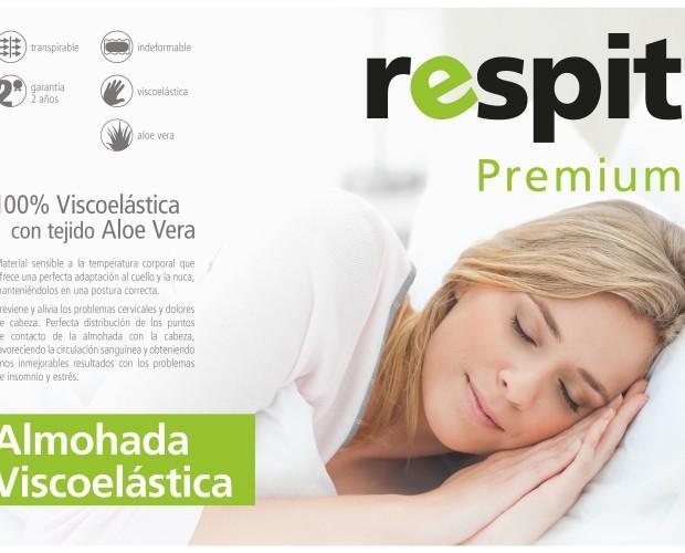 Almohada Premium. Almohada Viscoelastico Premium Pillow