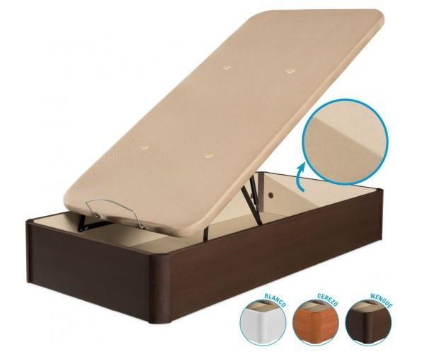 Canapé abatible de madera. Kit de montaje