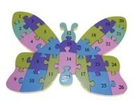 Puzzle Mariposa