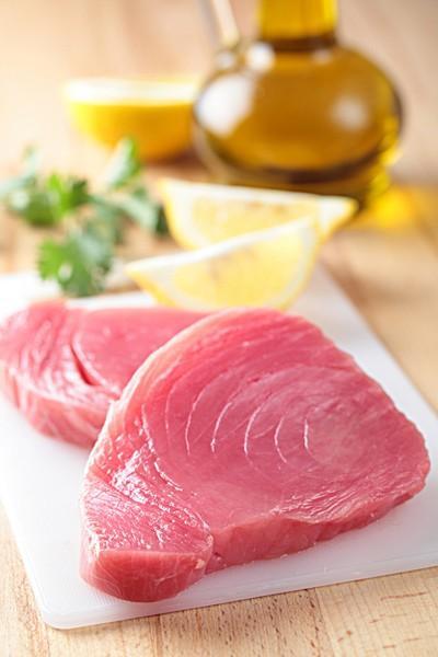 Filete de atún. Descubra nuestro catálogo de pescados