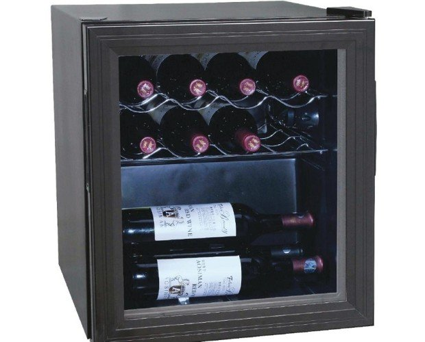 Vinoteca. Expositor refrigerado vinoteca de 1 puerta.