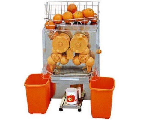 Exprimidor zumo. Exprimidor automático de naranjas