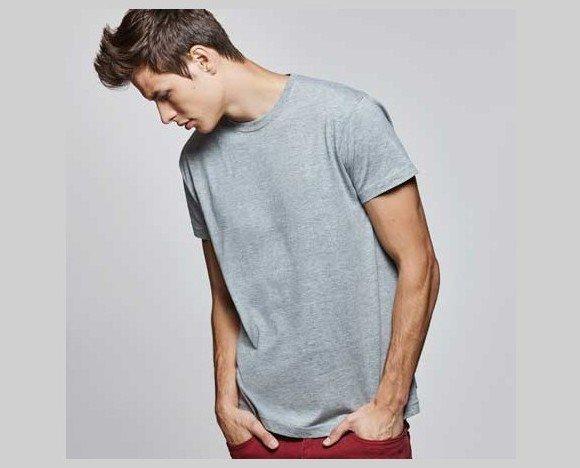 Camisetas Básicas de Hombre.Cantidad mínima 200 unidades