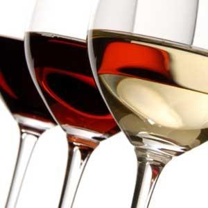 Vinos de la Rioja. Vinos tintos, rosados y  blancos