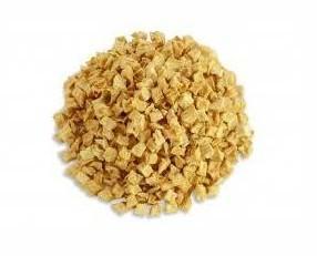Manzana deshidratada. Manzana desecada, ideal para elaboración de productos cárnicos, como hamburguesas o rellenos de carne, ensaladas etc.