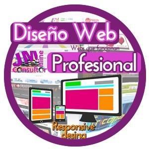 Diseño web. Diseño corporativo, tiendas online, catálogos online