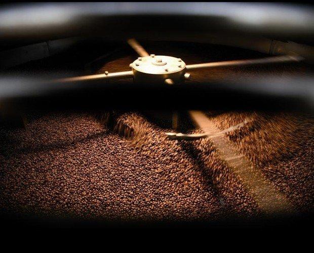 Café de primera calidad. Café en grano