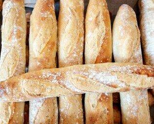 Pan congelado. Tenemos una gran variedad de panes