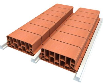 Materiales Cerámicos.Contamos con material constructivo cerámico de calidad