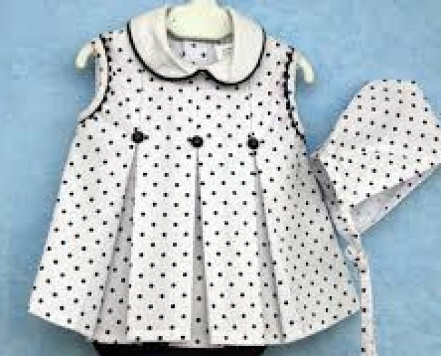 Ropa infantil. Gran variedad en ropa para bebés