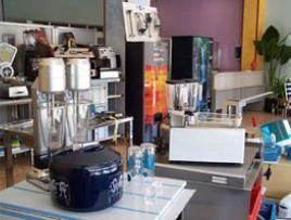 Máquinas de café. Equipamiento para hostelería