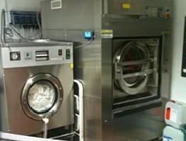Lavandería Industrial.