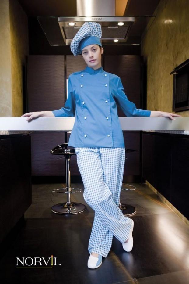uniforme cocina: