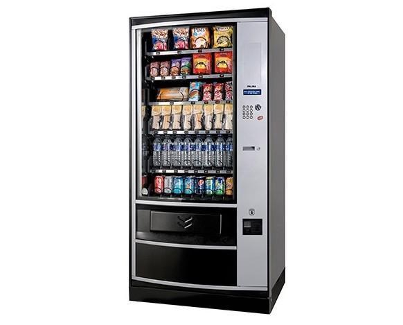 Instalación de Máquinas de Snacks para Vending.Snacks