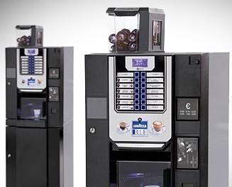 Brio Up. Máquinas de vending