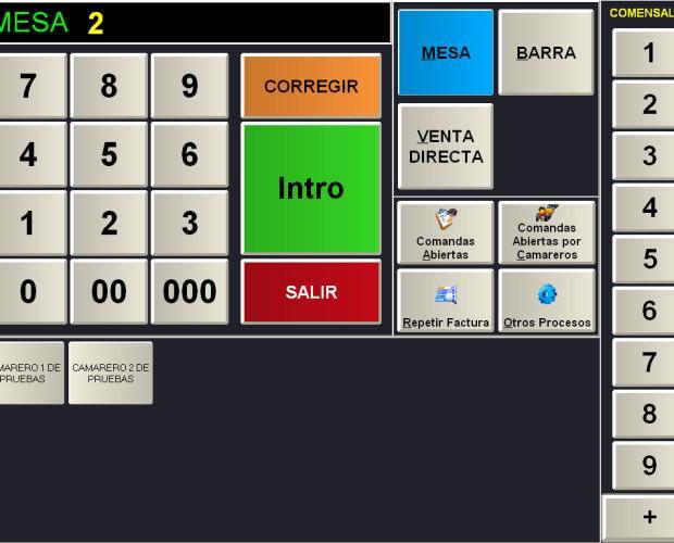Software para TPV. Software de gestión