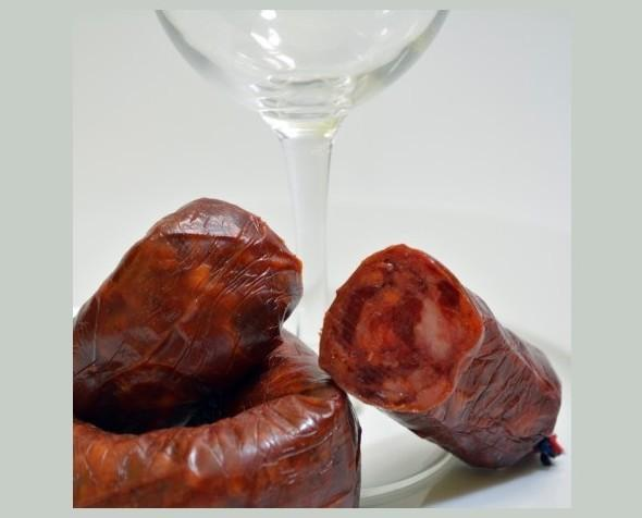 Choricito artesano. Ideal para cocinar multitud de platos