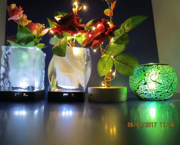 Lámpara de calidad. Lámparas especiales