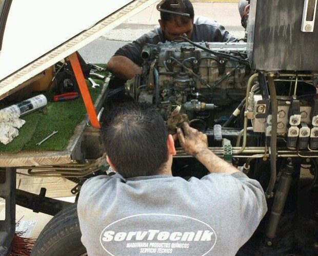 Servicios de Mantenimiento. Servicio técnico profesional