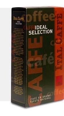 Ideal Selection. Café muy aromático