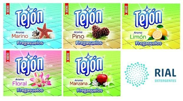 Productos de Limpieza Industrial. Limpiadores de Suelos. Gama fregasuelos Tejón, floral, manzana, marino, pino y limón!