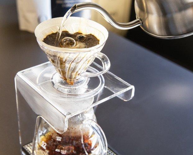 Café de filtro. Mundo del café