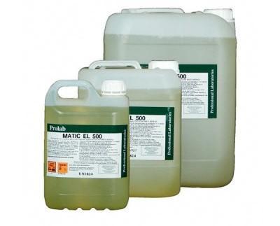 Detergente lavavajillas. Producto especialmente formulado para utilizarse en máquinas lavavajillas industriales