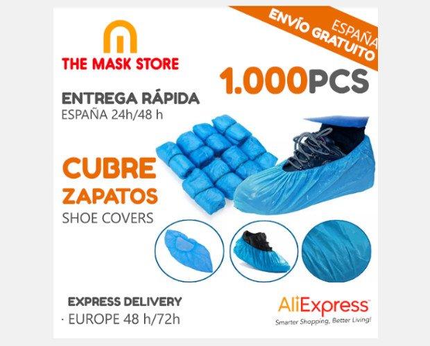 Cubrezapatos Desechables.Envíos gratuitos a España