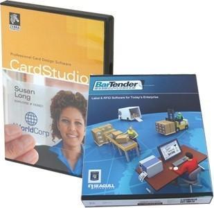 Software. Software de diseño de etiquetas y tarjetas