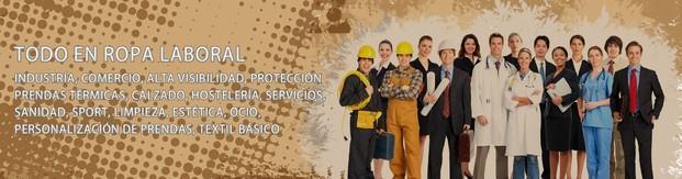 Ropa Laboral.Ropa laboral para todos los sectores.