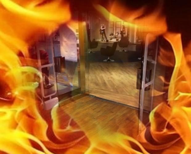 Seguridad contra Incendios.Extinción y detección incendios