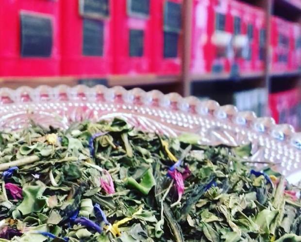Té Verde.Fresquito, suave y muy beneficioso