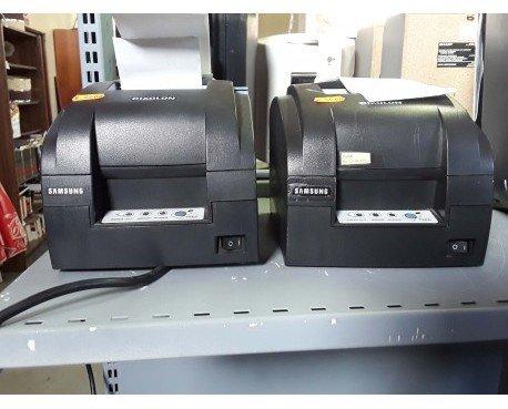 Impresoras. Impresora matricial de ticket