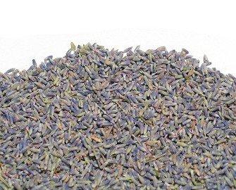 Lavanda. Se utiliza principalmente en aves asadas, dulces, tés y natillas
