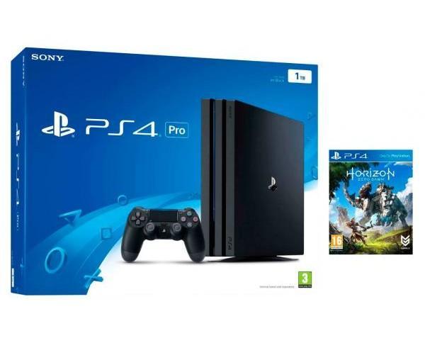 Consola PS4. Con una increíble combinación de calidad visual y ejecución en una consola.