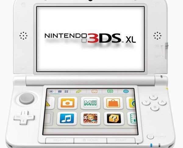 Nintendo. Consola 3D de Nintendo