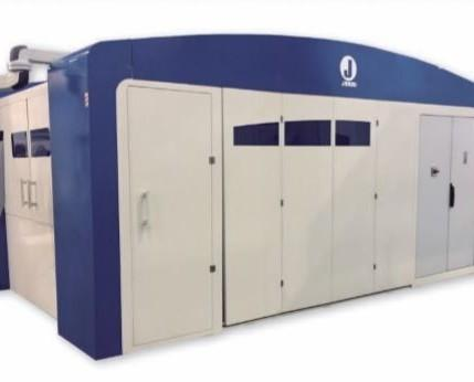 Maquinaria para el Procesamiento de Metales.Centro de corte por láser JORDI Piñon Cremallera