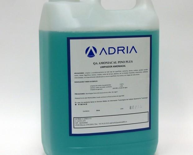 Limpiador. Amoniacal Pino Plus