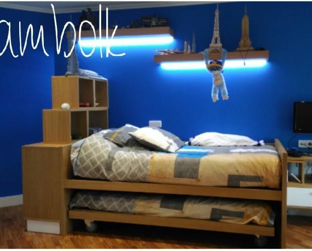 Dormitorio juvenil. Dormitorio