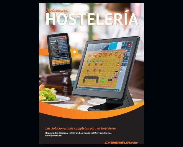 Cybersur Hosteleria. Solución para hostelería
