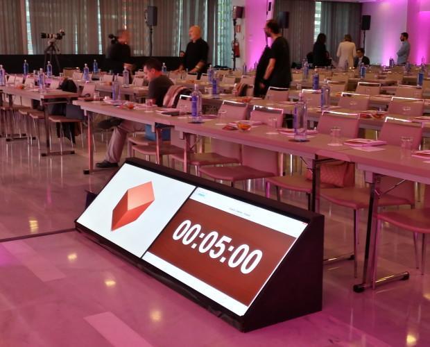 Alquiler de Equipo Audiovisual.Excelente para su evento