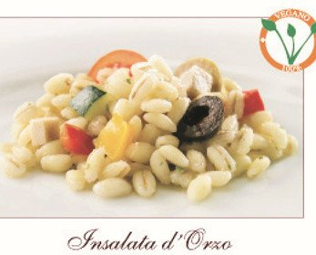 Insalata D Orzo. Producto gourmet